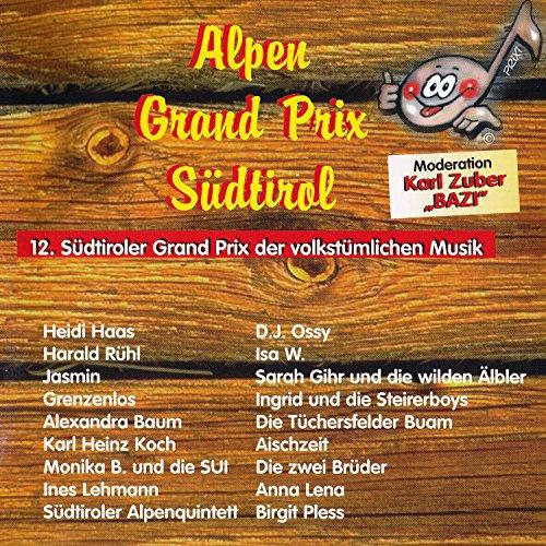 12. Südtiroler Grand Prix der volkstümlichen Musik