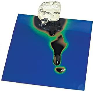 Liquid Crystal Sheet, 20-25C Transition (4x4 inch)