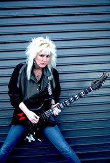 Lita Ford - The Runaways 24X36 New Printed Poster Rare #TNW793336