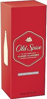 Old Spice Classic Cologne Spray 6.37 Oz