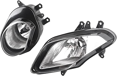 2021 Mallofusa high quality Motorcycle Front online Headlight Headlamp Assembly Compatible for BMW S1000R 2010 2011 2012 2013 2014 sale