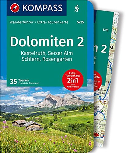 KOMPASS Wanderfuehrer Seiser Alm, Langkofel, Schlern, Rosengarten 1:35 000: Herausragende Dolomiten - Wanderfuehrer mit Extra-Tourenkarte 1:35000, 35 ... Download. (KOMPASS-Wanderführer, Band 5725)