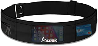 AIKENDO Running Belt for Phone Holder,Water Resistant...