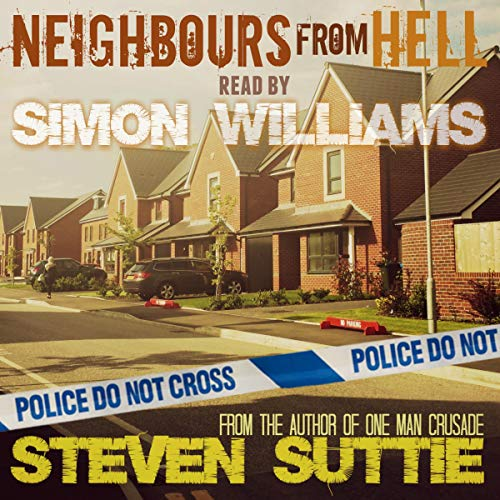 Neighbours from Hell audiobook cover art
