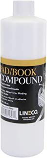 Pad/Book Compound- Adhesive for Binding Pads & Books 12 fl. oz.