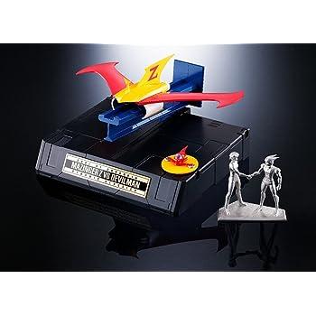 超合金魂 GX-70VS マジンガーZ D.C. 対デビルマンオプションセット『マジンガーZ対デビルマン』(魂ウェブ商店限定)