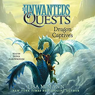 Dragon Captives audiobook cover art