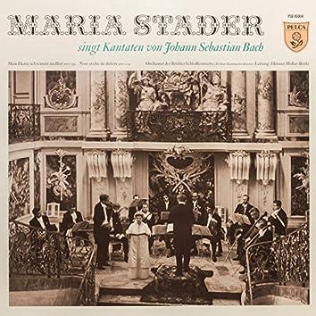 Maria Stader singt Kantaten von Johann Sebastian Bach