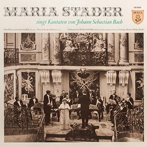 Orchester der Brühler Schlosskonzerte, Helmut Müller-Brühl & Maria Stader