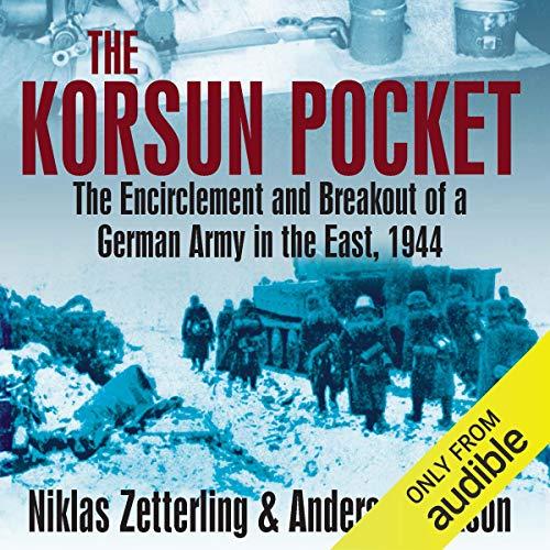 Korsun Pocket audiobook cover art