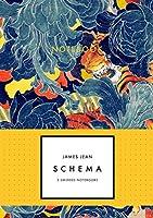 James Jean: Schema Notebook Collection (Notebooks for Designers, Gridded Notebook Sets, Artist Notebooks): 3 Gridded Notebooks (Stationery)