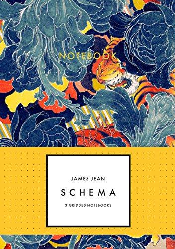 James Jean - Schema Notebook Collection: Jean James