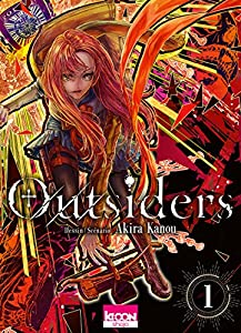 Outsiders Edition simple Tome 1