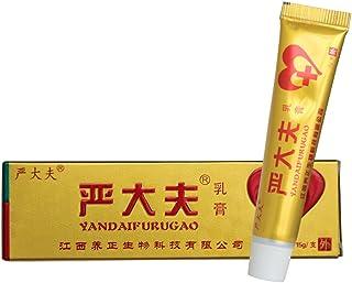 1 Piece YDF Antibacterial Cream Redness Itchiness Eczema Rosacea Cutitis Skin Health Saver Chinese Yandaifu Herbal Cream