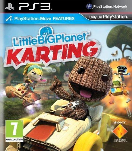 PS3 LittleBigPlanet Karting (PEGI)