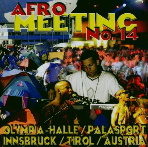 Vol. 14-Afro Meeting: 2001