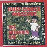Ruff Coast Massive Pre-Millenium One True NY Hip Hop Compilation [RBR Media / Red Brick, Sal Chisari]