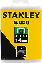 Stanley 1-TRA709-5T 14 mm zszywki typu G (5000 sztuk)