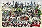 Jigsaw Puzzles for Adults 1000 Piece Jigsaw Puzzle 1000 Piece London Tour Puzzles