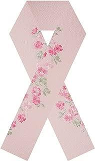 豪華な刺繍の半衿振袖用 小桜 《選べる11色》 白 黒 金 成人式・前撮り・結婚式・卒業式・振袖・訪問着・小紋