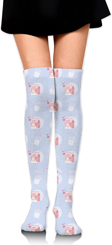 Comfort Knee Compression Sock High Tube Socks For Max 75% OFF Bargain Sports W Girls
