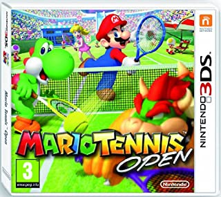 Mario Tennis Open (B007TTZ90G) | Amazon price tracker / tracking, Amazon price history charts, Amazon price watches, Amazon price drop alerts