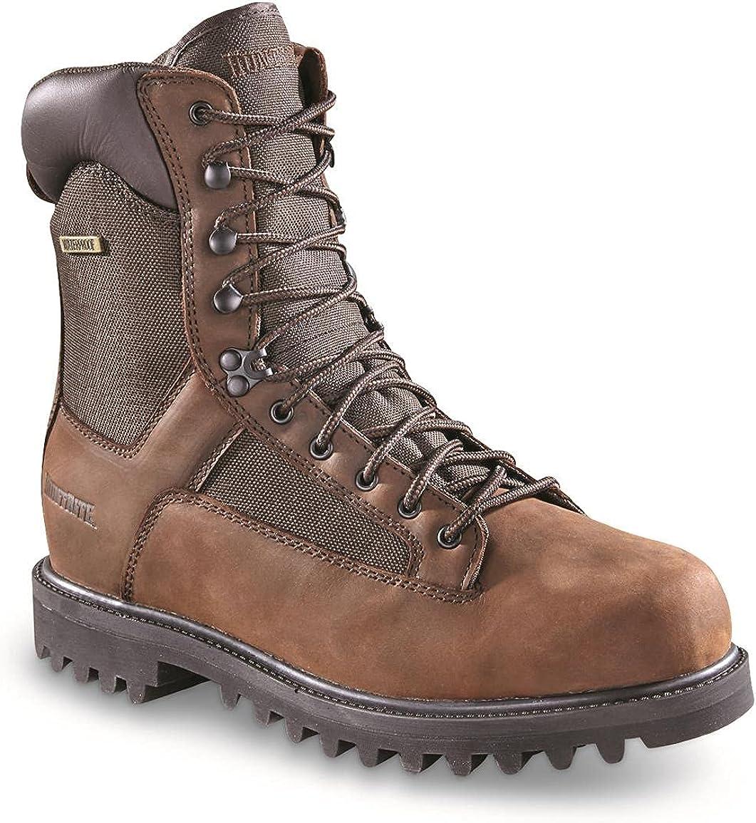 Huntrite Men's Insulated Genuine Waterproof Hunting Super popular specialty store 800-gram Boots