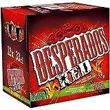 Les5CAVES - DESPERADOS bière Rouge - 5.9% - 12x33cl