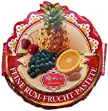 Reber Rum-Frucht-Pastete, 9er Pack (9 x 39 g)