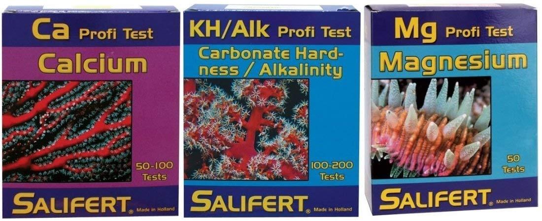 Salifert Alkalinity Calcium Magnesium Combo