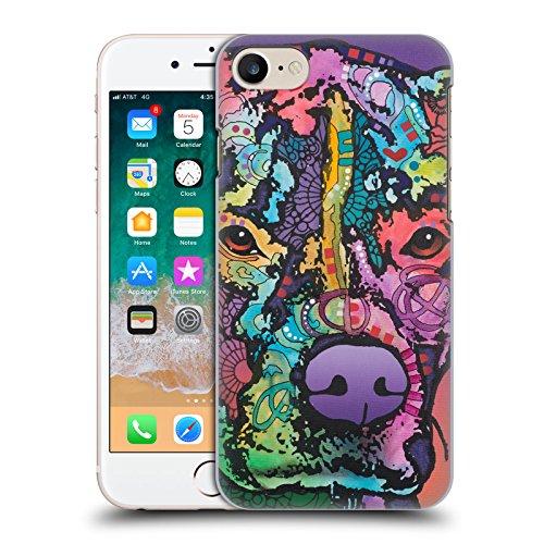 Head Case Designs Oficial Dean Russo Jethro Perros 3 Carcasa rígida Compatible con Apple iPhone 7 / iPhone 8 / iPhone SE 2020