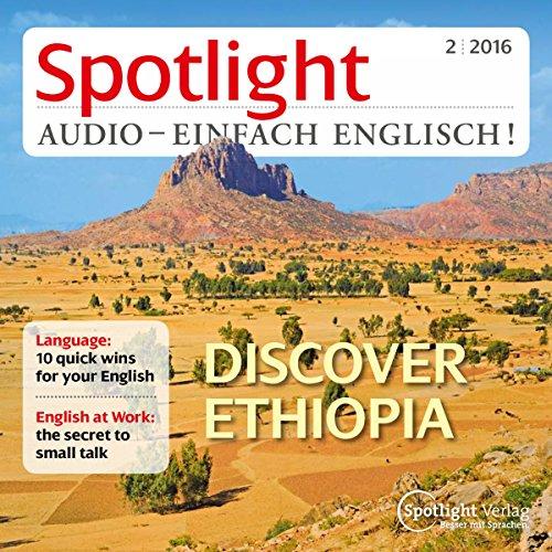 Spotlight Audio - Discover Ethiopia. 2/2016 Titelbild