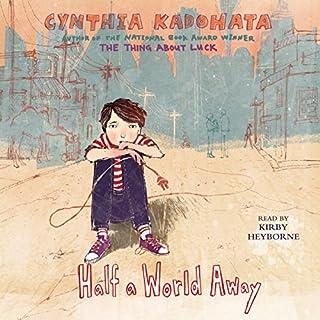 Half a World Away audiobook cover art
