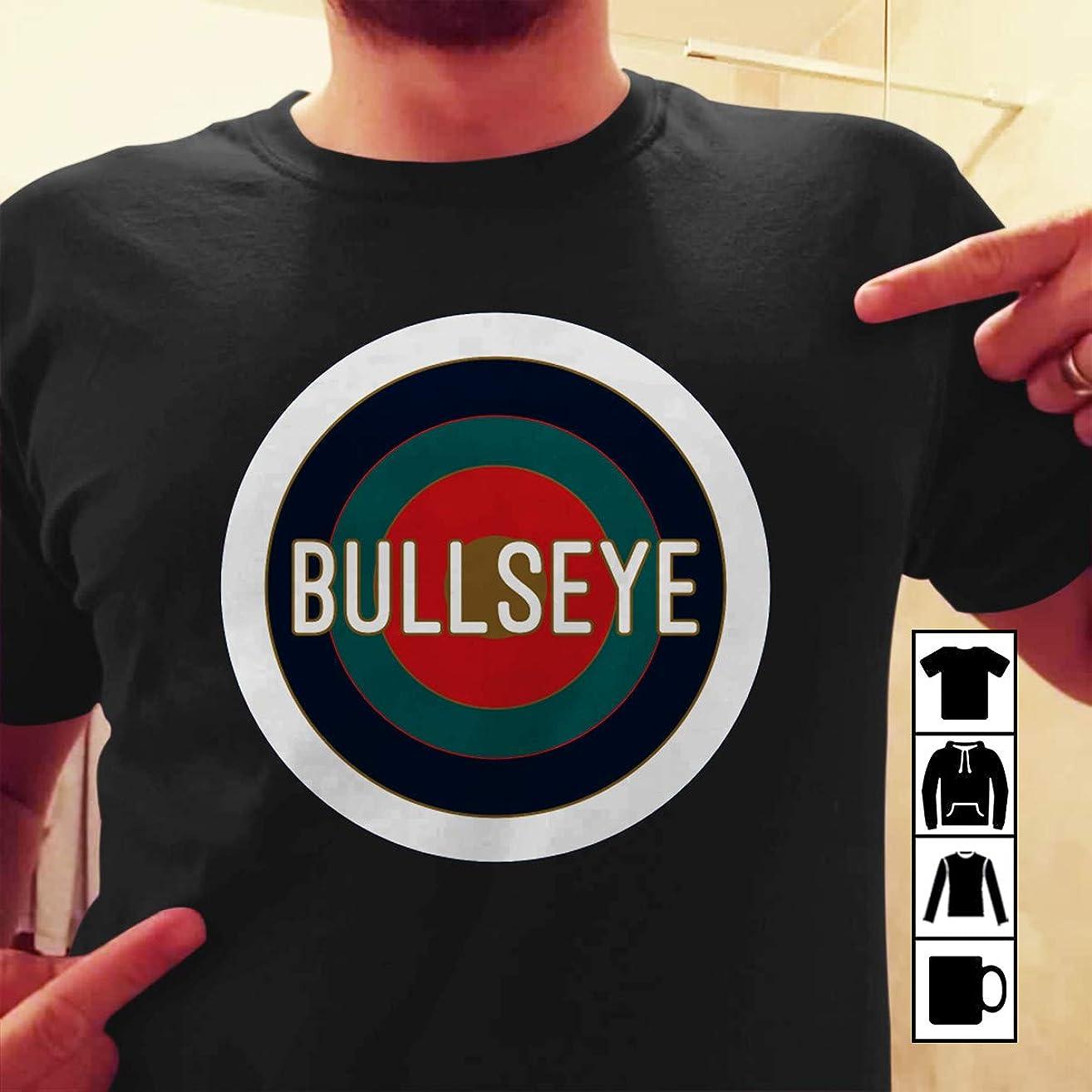 Bowman Archer Archery Bullseye target design T Shirt Long Sleeve Sweatshirt Hoodie Youth