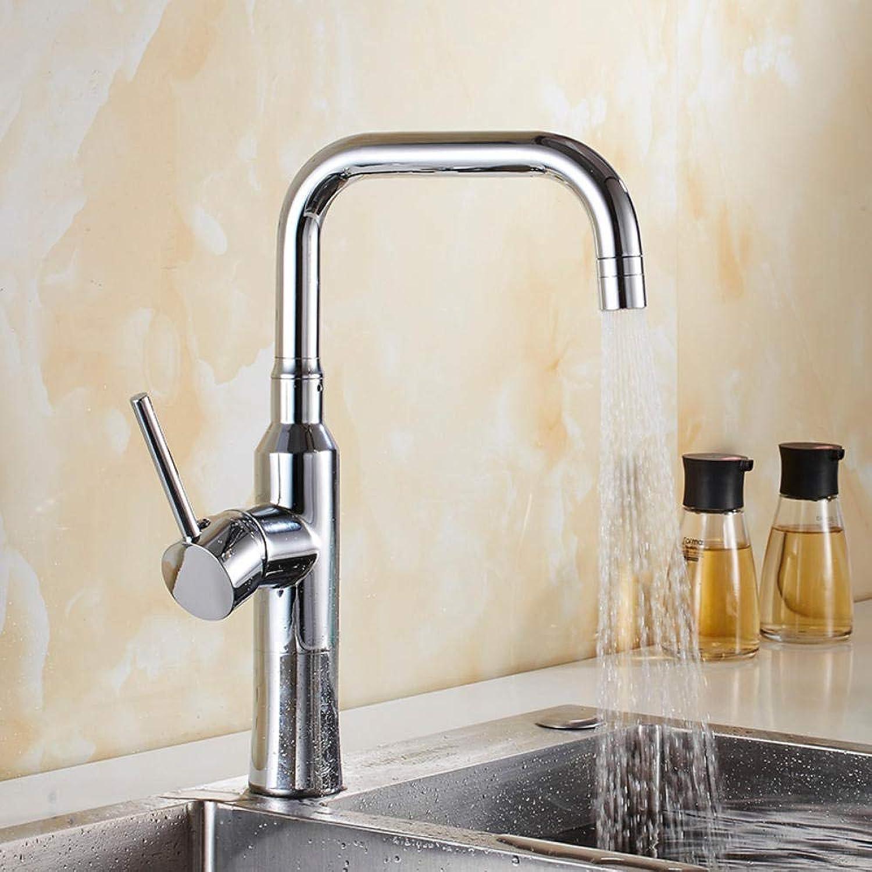 Küchenarmatur Küchenarmatur hei und kalt chrom nickel schwarz kupfer material schwenkbar waschbecken wasserhahn 360 grad drehbar wasserhahn