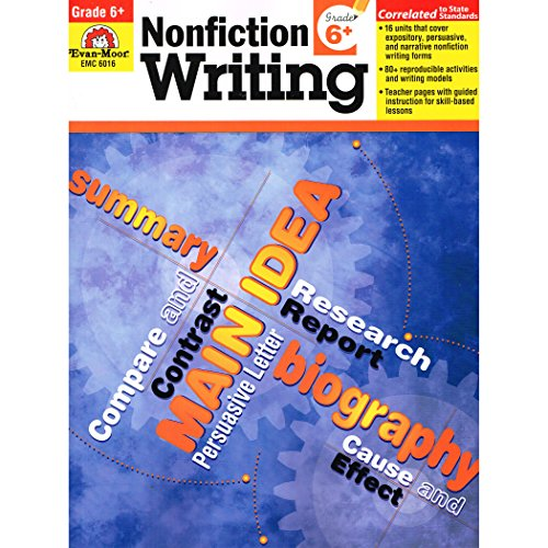 Compare Textbook Prices for Nonfiction Writing, Grade 6 Teacher ed. Edition ISBN 9781609631734 by Evan Moor