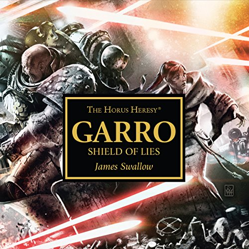 Garro: Shield of Lies audiobook cover art