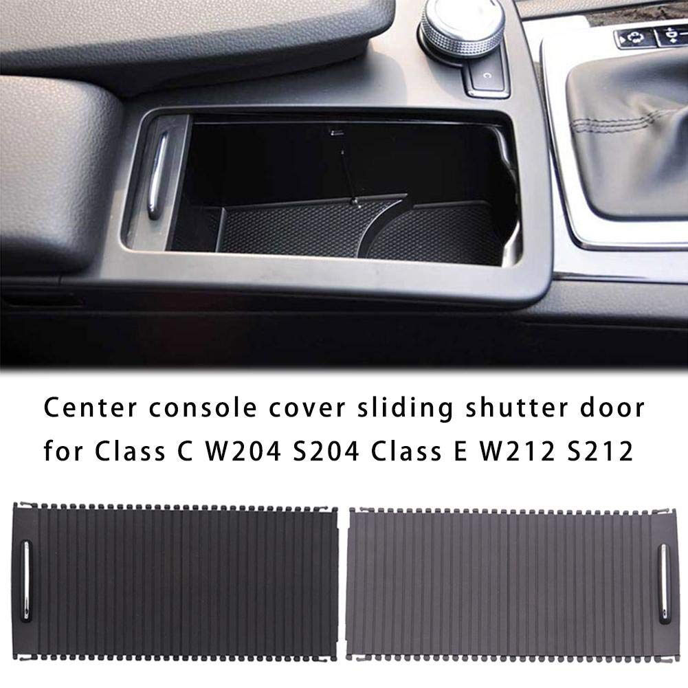 Aplicable A Mercedes-benz W204 W212 Tapa De Obturador De Rodillo Clase C E Central De Control De Corredera Clase C W204 S204 E W212 S212: Amazon.es: Bricolaje y herramientas