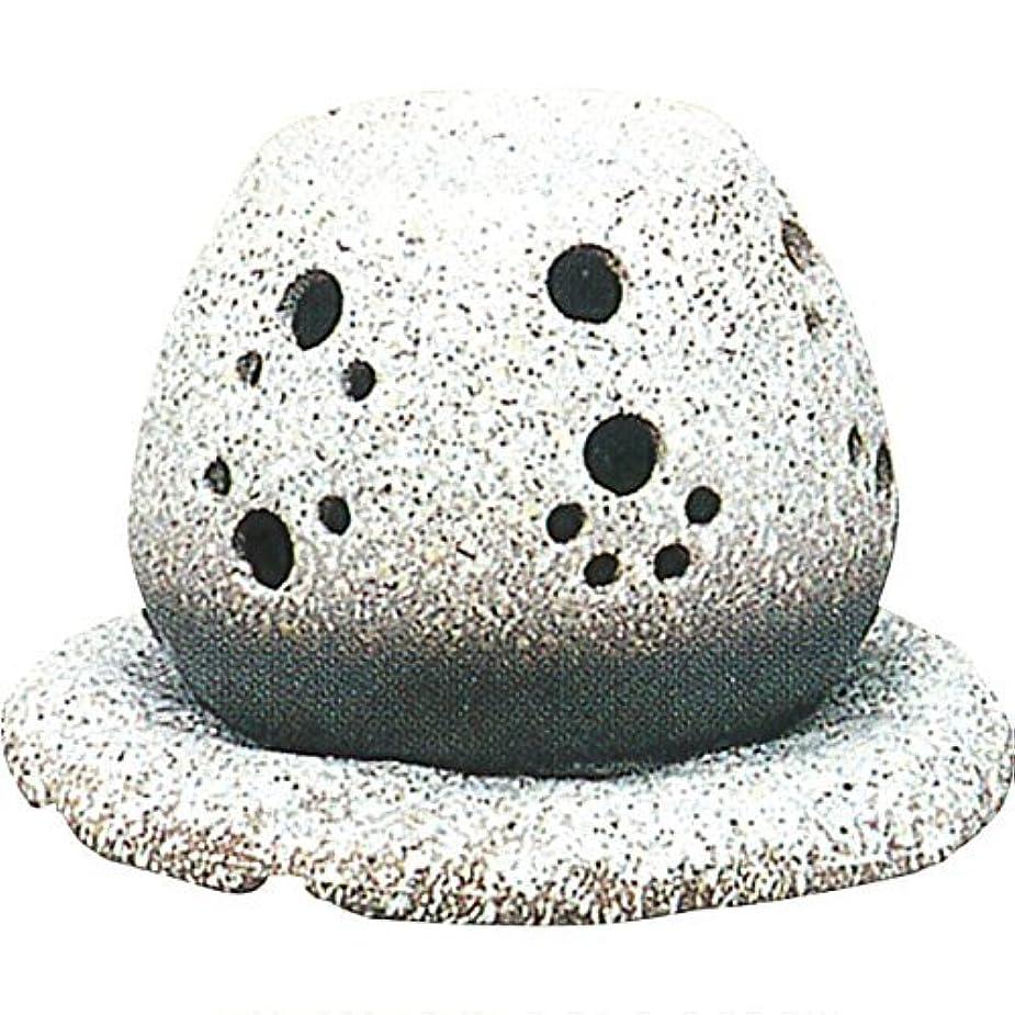 啓示発言する前件常滑焼?山房 カ40-05 茶香炉 約14.5×15.5×10cm