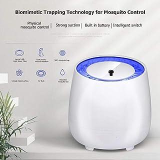 Repelente de Moscas dom/ésticas para Interiores y Exteriores HMJY Aspirador de l/ámpara para Mosquitos USB Photocatalyst Mosquito Killer