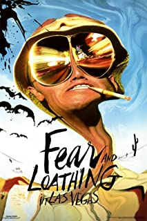 Fear And Loathing In Las Vegas - Movie Poster (Regular Style) (Size: 24