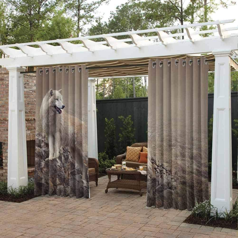 unisex crabee Animal Patio Outdoor Curtain New sales Pergola Ba for