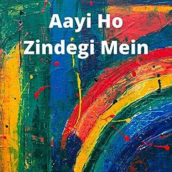 Aayi Ho Zindegi Mein (feat. Pritam Kumar)