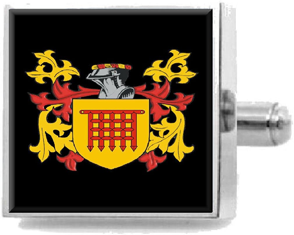 Charlotte Mall Memphis Mall Select Gifts Donie Ireland Heraldry Crest Cuffli Silver Sterling