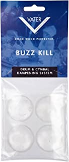 Vater Buzz Kill Extra Dry Drum Dampening Gels, 4-Pack