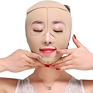 Onder De Riem Facial Lifting Face V Mask Double Chin Thin Bandage Anti-rimpel Cheek Line (maat: Xl)