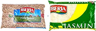 Sponsored Ad - Iberia Pinto Beans 4 lb., Bulk Pinto Beans, Long Shelf Life Pinto Beans with Easy Storage, Rich in Fiber & ...
