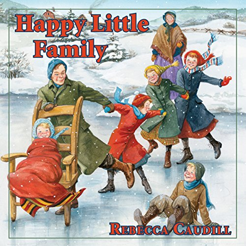 Happy Little Family audiobook cover art