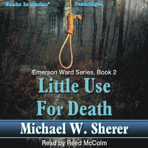 Little Use For Death audiobook cover art