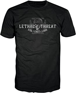 Lethal Threat Biker From Hell T-Shirt